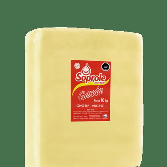 Queso Gauda Plancha Soprole 250 g