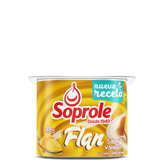 Flan  Soprole 120 g