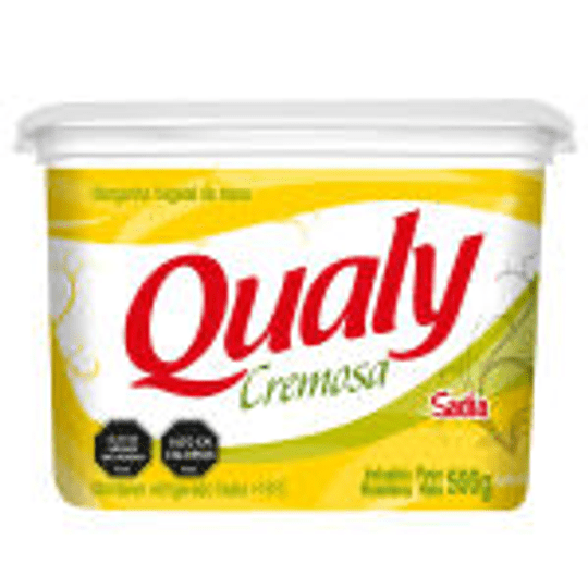 Margarina Pote Qually 500 g