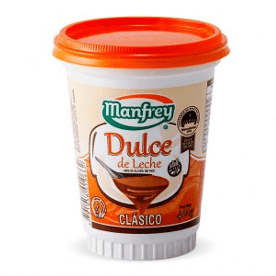 Dulce de Leche Manfrey 400 g