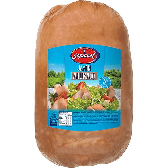 Jamón Pavo Ahumado Sopraval 250 g