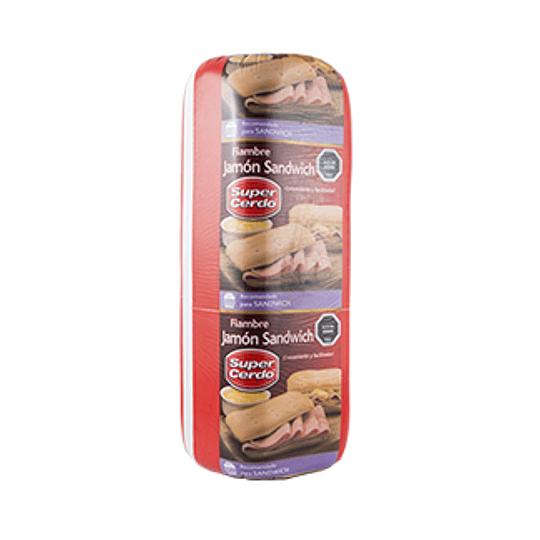Jamón Sandwich Super Cerdo 250 g