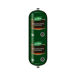 Salchichón Cervecero  San Jorge 250 g
