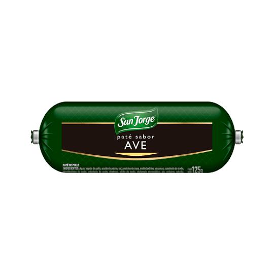 Paté de Ave San Jorge 125 g