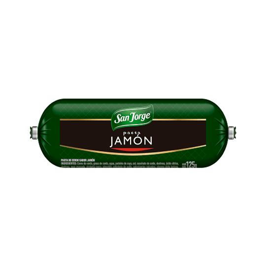 Paté de Jamón San Jorge 125 g