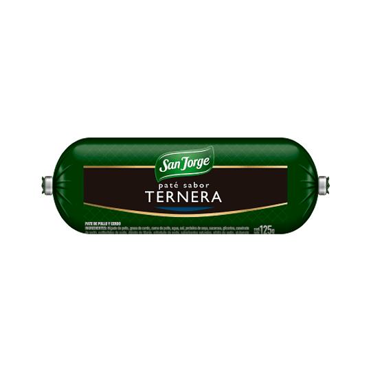 Paté Ternera San Jorge 125 g
