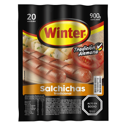 Vienesas Winter 20 un