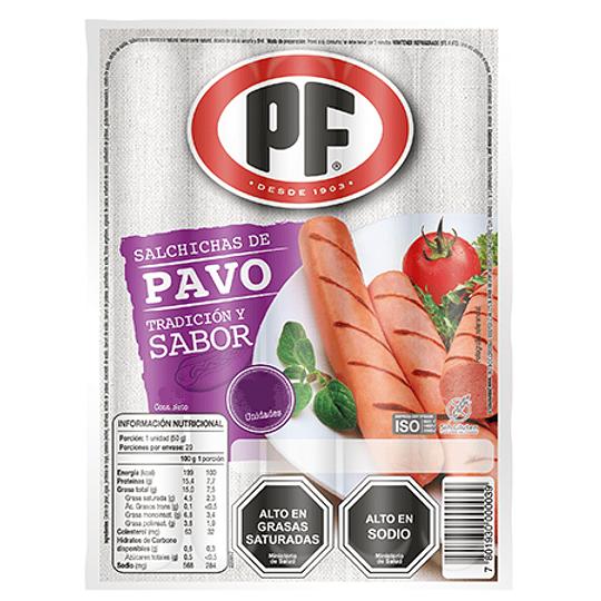 Vienesas Pavo PF 250 g