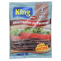Churrasco King 90 g