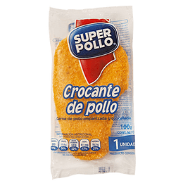 Crocante pollo Super Pollo 100 g