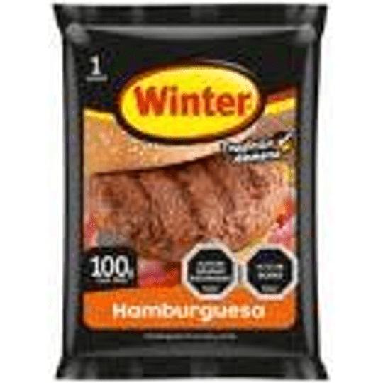 Hamburguesas Winter 100 g