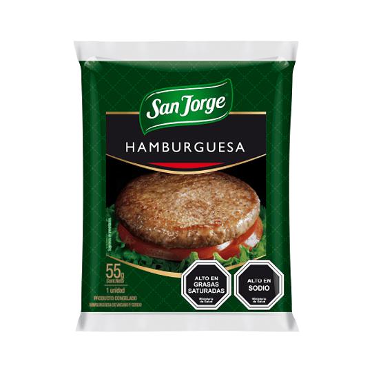Hamburguesas San Jorge 55 g