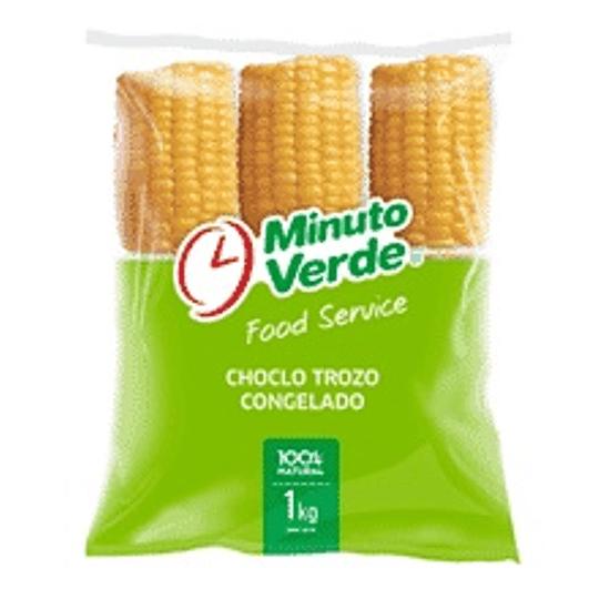 Choclo Trozo Minuto Verde kilo