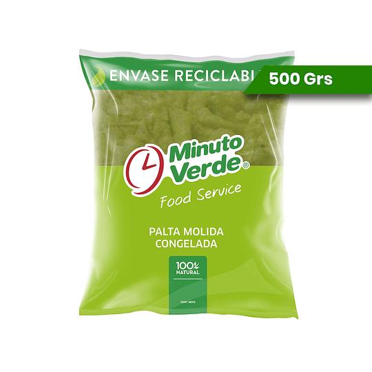 Pulpa Palta Minuto Verde 500 g
