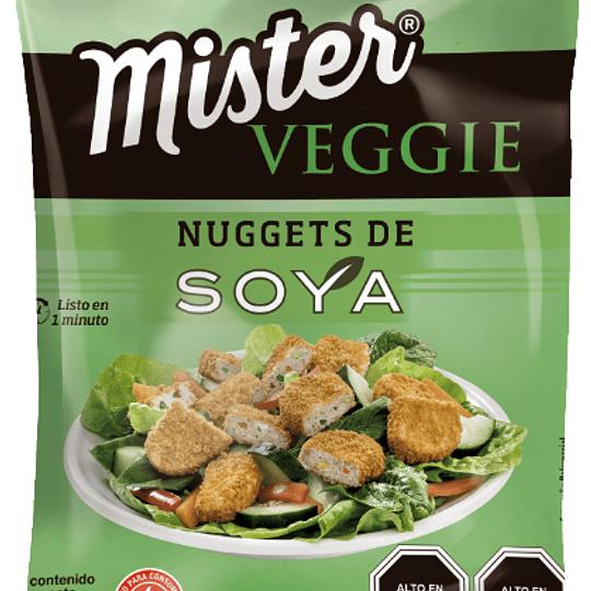 Nuggets Soya Veggie 400 g