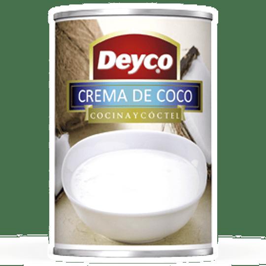 Crema de Coco Deyco 396 g