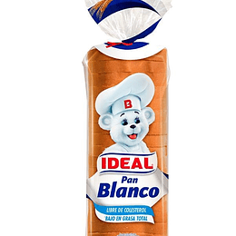 Pan molde blanco Ideal 560 g