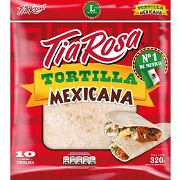 Tortilla Mexicana Grande Tia Rosa 10 x 17 cm