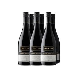 Pinot Noir Gran Reserva Viña Santa Ema 6 botellas