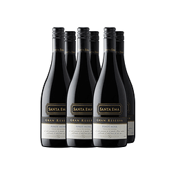 Pinot Noir Gran Reserva Caja 6 - Viña Santa Ema