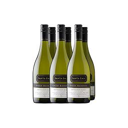 Sauvignon Blanc Gran Reserva Viña Santa Ema 6 botellas