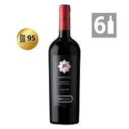 Pack 6 Amplus Cabernet Sauvignon - Viña Santa Ema