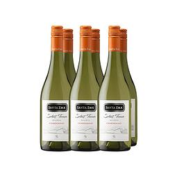 Chardonnay   Select Terroir Reserva Viña Santa Ema 6 botellas
