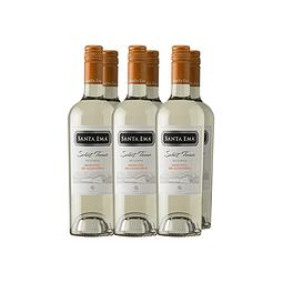 Moscatel de Alejandría Select Terroir Reserva Viña Santa Ema 6 botellas