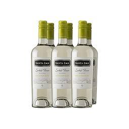 Sauvignon Blanc  Terroir Reserva Caja 6 -  Viña Santa Ema