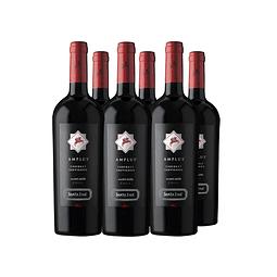 Amplus Cabernet Sauvignon Viña Santa Ema Caja de 6 botellas