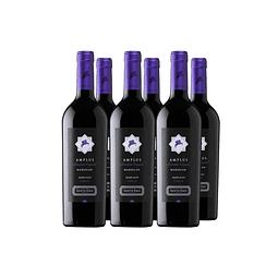 Amplus Marselan  Viña Santa Ema caja de 6 botellas