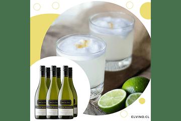 Este verano es más refrescante con un Chardonnay Sour