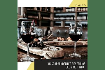 15 motivos saludables para beber una copa de vino al día