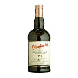Whisky Escocés Glenfarclas 21 años