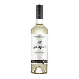 Sauvignon Blanc Orgánico -  Vegano - Reserva Viña Miguel Torres  Las Mulas