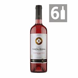 Pack 6 Rosé Gran Reserva Santa Digna - Viña Miguel Torres