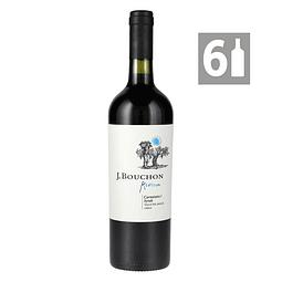 Pack 6 Reserva Blend Carménère / Syrah - Viña Bouchon