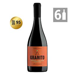 Pack 6 Granito Cabernet Sauvignon / Carménère - Viña Bouchon