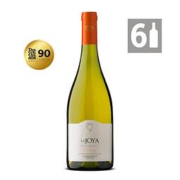 Pack 6 La Joya Chardonnay Gran Reserva - Viña Bisquertt