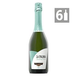 Pack 6 Espumante La Palma Brut - Viña La Rosa