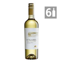 Pack 6 D´Alamel - Sauvignon Blanc Reserva