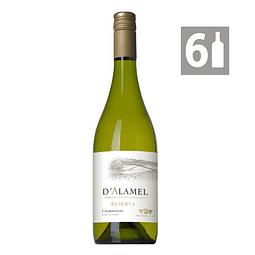 Pack 6 D´Alamel - Chardonnay Reserva
