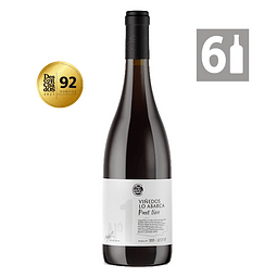Pack 6 Lo Abarca No. 1 Pinot Noir 2018