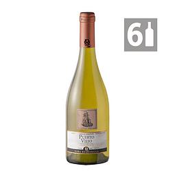 Pack 6 Puerto Viejo Chardonnay Reserva - Viña Requingua