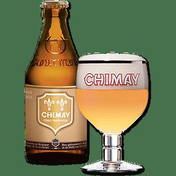 Pack 24 Chimay Dorée 330 ml - Bélgica