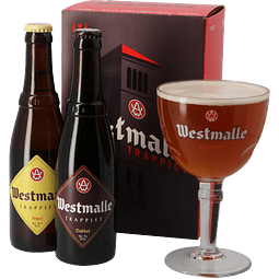 Pack 2 Westmalle Trappist + Copón