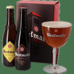 Pack 2 Westmalle Trappist + Copón