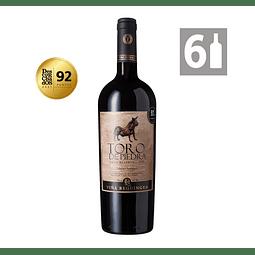 Pack 6 Toro de Piedra Cabernet Sauvignon - Viña Requingua