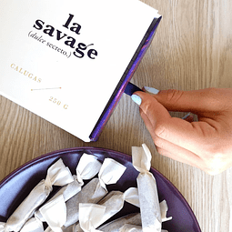 Calugas Avellana Europea 100 grs - La Savage