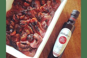 Tomates asados y caramelizados al horno - Katankura